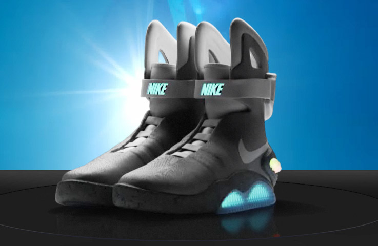 Nike MAG - Marty McFly's