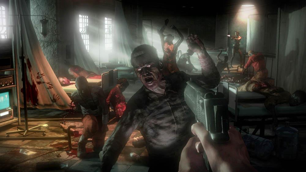 Dead Island Zombie Scaling