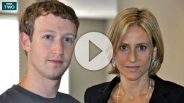 BBC's Emily Maitlis pays Facebook towers a quick visit for a good Zucking