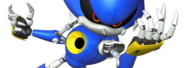 Totally awesome Metal Sonic is playable if you have both Episodes I and II of Sonic 4